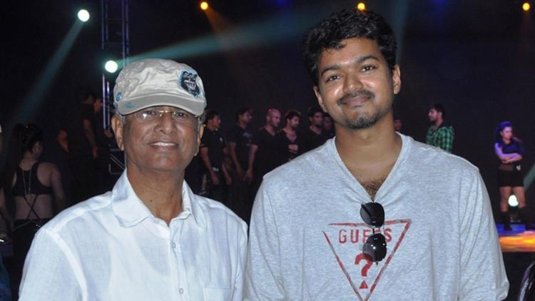 Vijay to play activist Traffic Ramasamy in father SACs next film