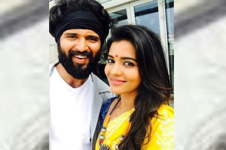 Aishwarya Rajesh to play Vijay Deverakondas wife in World Famous Lover