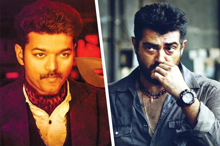 What If Ajith And Vijay Came Together For A Cop Film Watch Police