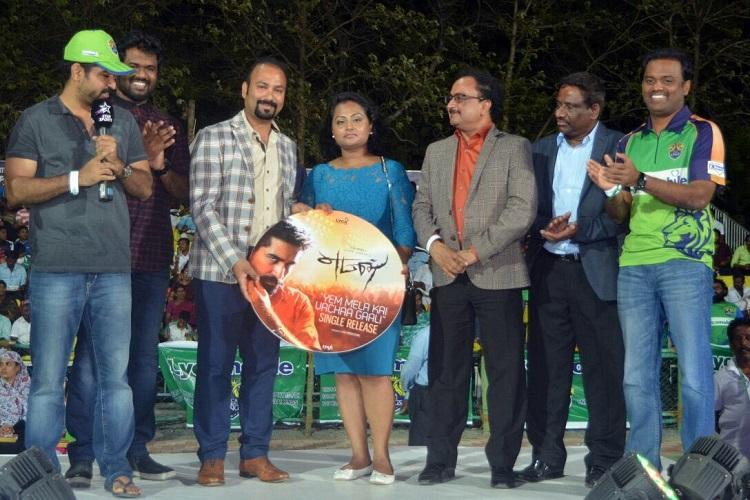 Vijay Antonys Yemen single track launched