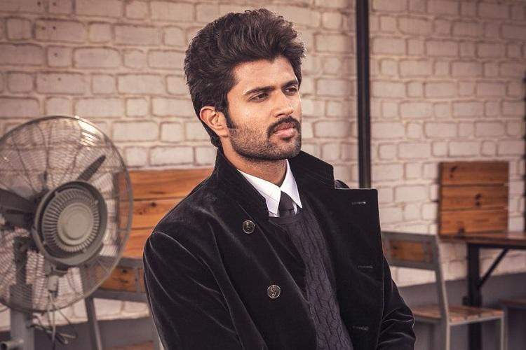 Vijay Deverakonda makes it to Forbes India 30 Under 30 list
