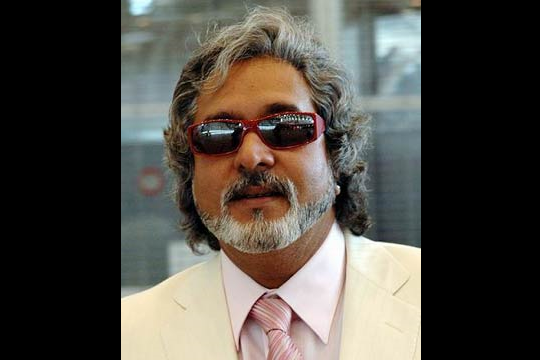 Mallya spotted at book launch event at LSE Indias UK envoy in attendance
