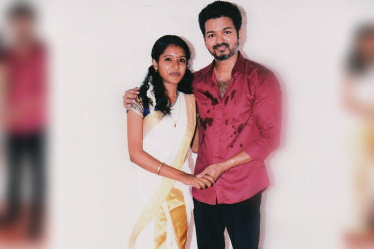 Ridiculed as Vijay fanatic Kerala womans post on meeting Annan wins fans hearts