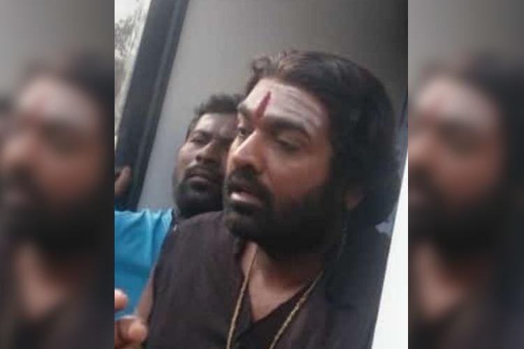 Vijay Sethupathis look in Sye Raa leaked