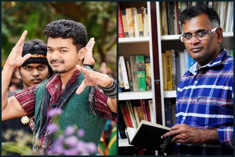Writer Jeyamohan roped in to pen story for Vijays next with Murugadoss