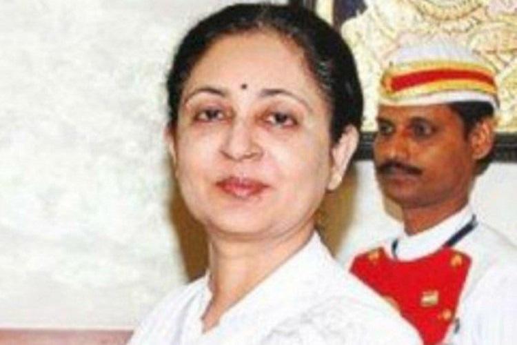 Madras High Court CJ Vijaya Tahilramani resigns protesting her transfer to Meghalaya