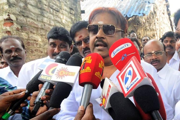 Vijayakanth part of NDA alliance till he quits officially says BJP