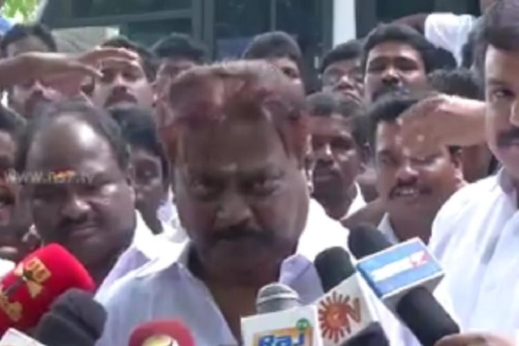 The Thoo Remix Disgustingly hilarious video on Captain responding to Simbu controversy