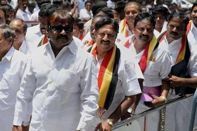 Will the DMDK rebellion impact the Tamil Nadu polls Do the rebels matter