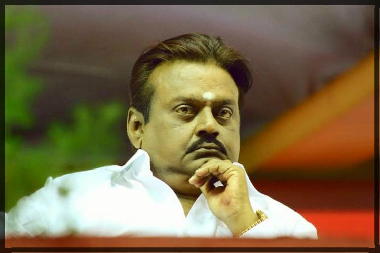 DMDK to go with AIADMK alliance to get 5 seats Sources to TNM