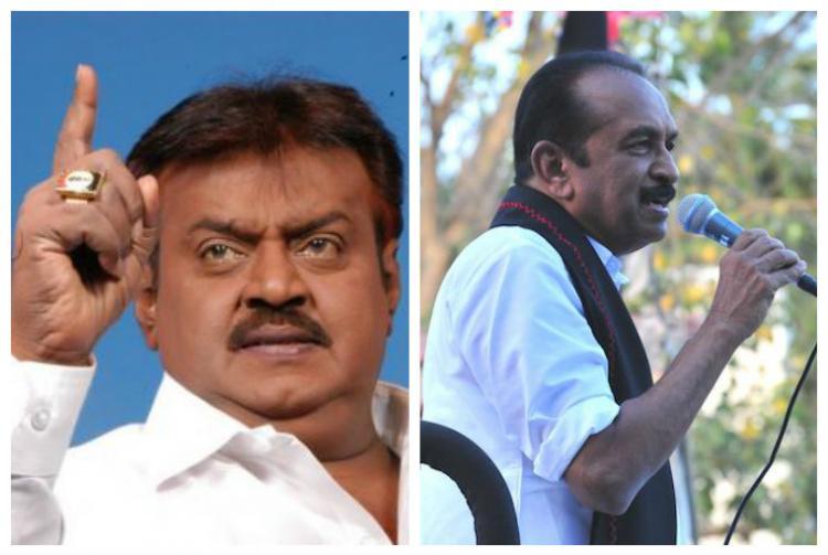 Vijayakanths challenge to Jayalalithaa says will sacrifice anything to defeat AIADMK
