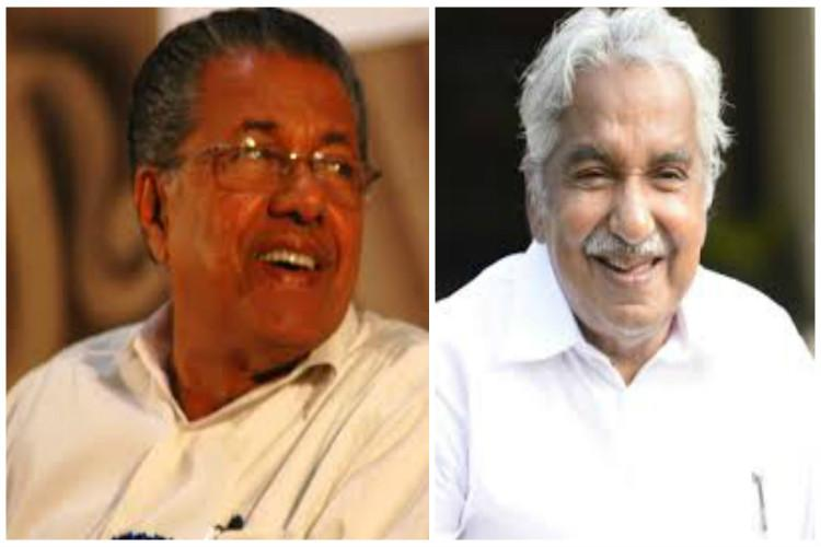 Will Pinarayi Vijayan use Solar Scam report to get back at Chandy
