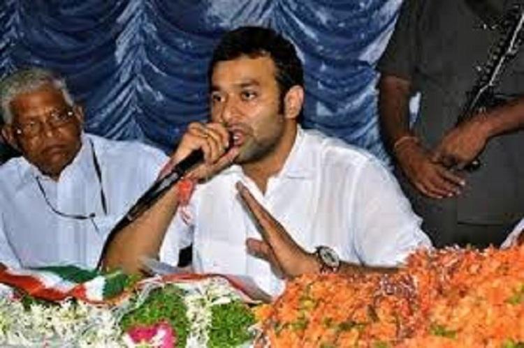 Congress leader Vikram Goud denies police allegations of staging his own death