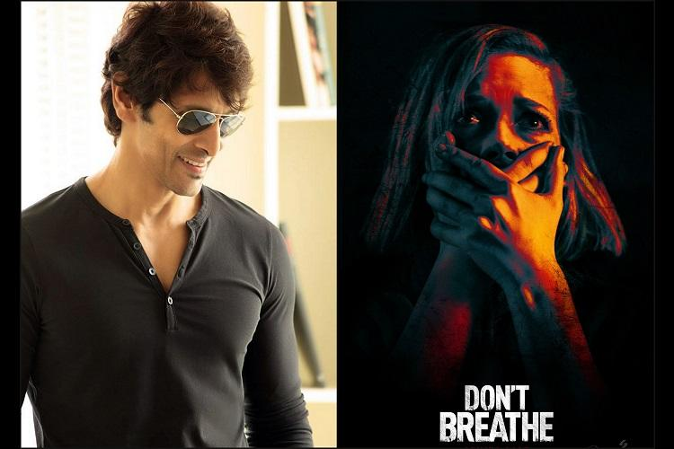 Vikram sports salt and pepper look for Dont Breathe remake