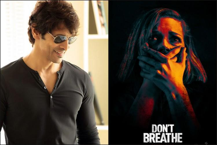 Vikrams next with Raajkamal films is a remake of the Hollywood thriller Dont Breathe
