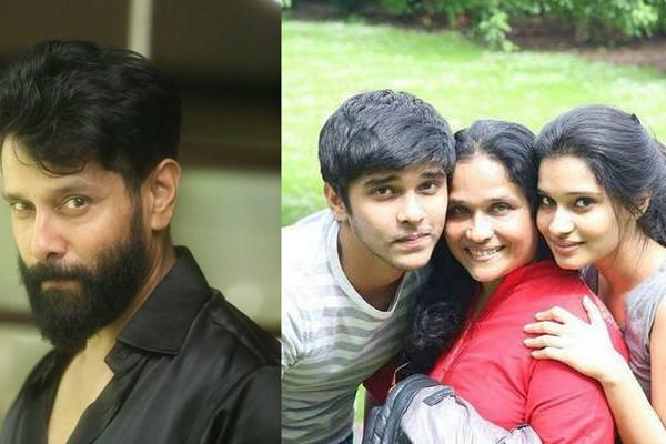 Wedding bells at Chiyaans home Actor Vikrams daughter to get engaged in July
