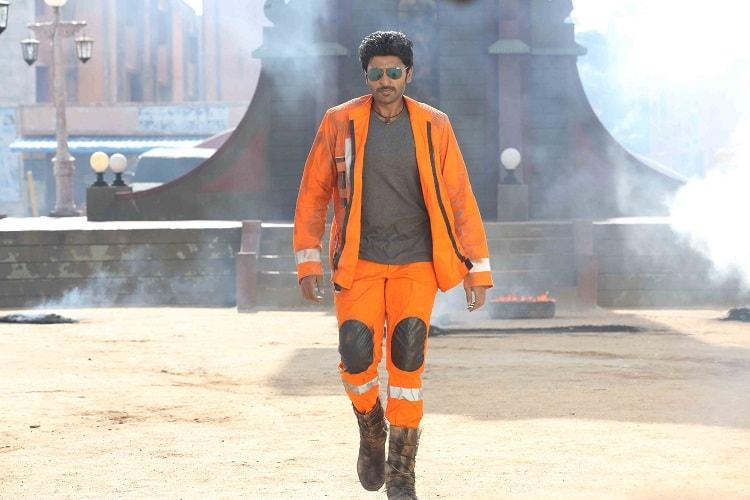 Vikram Prabhus Neruppuda is a tribute to firefighters