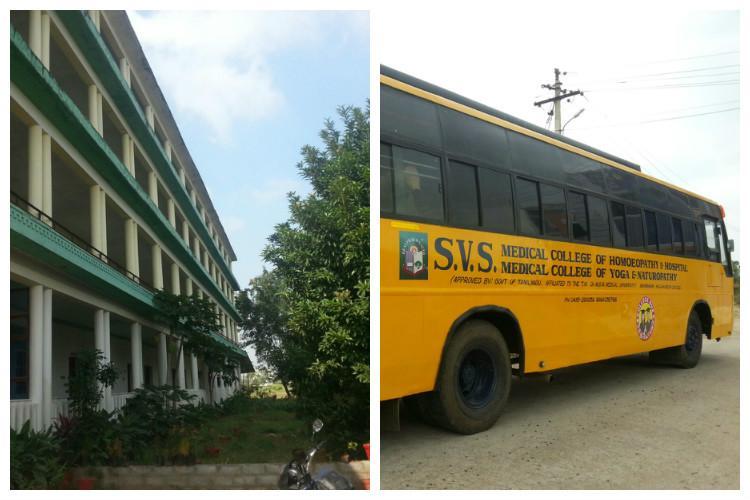 Three students death Madras HC grants bail to Villipuram college chairman