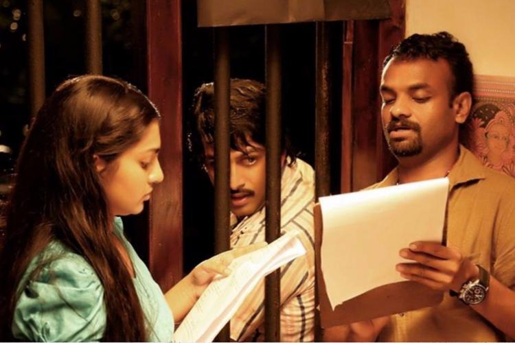 Dileep helped Kanchanamala to project himself as hero RS Vimal Ennu Ninte Moideen director