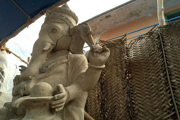 A Madurai villages waning craft might be the solution for eco-friendly Ganesh Chathurthi celebrations