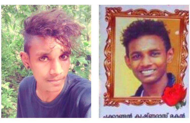 It wasnt us his father did it Cops deny they tortured Kerala Dalit teen Vinayak