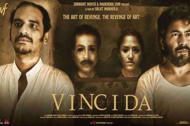 Vinci Da film poster