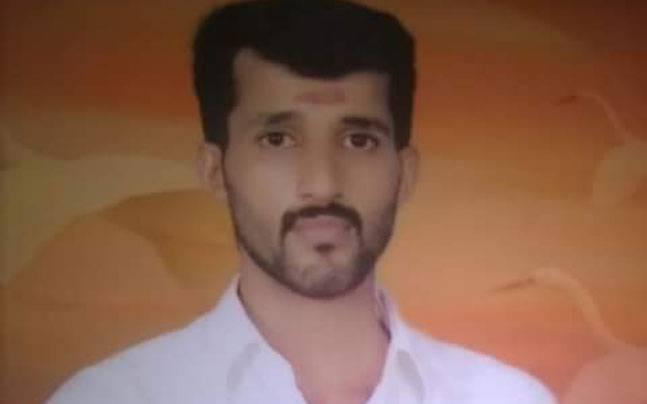 Violence in Kannur RSS man hacked to death after bomb thrown at Left worker