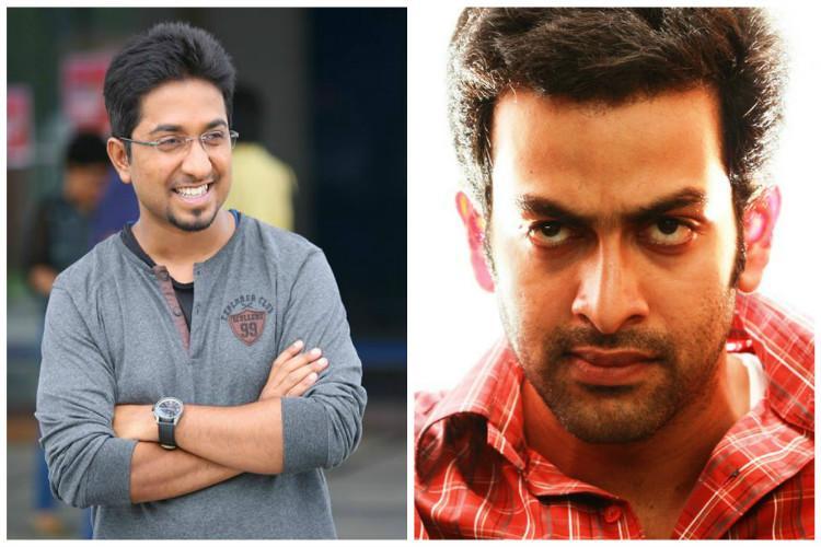 Director of Prithviraj movie to seek stay on Vineeth flick over similar plot