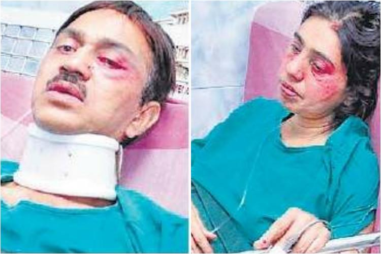Mathrubhumi news editor and wife brutally assaulted in house robbery in Kerala