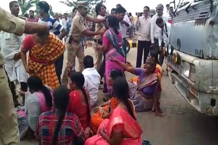 National Womens Commission slams Jagan over violence against women protesters in AP