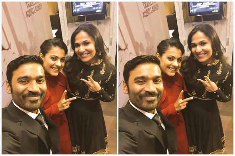 Dhanushs VIP 2 to finally hit the screens on August 11
