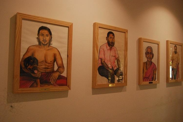 Inspired by reformer Ayyappan artist brings community feasting into Biennale exhibit