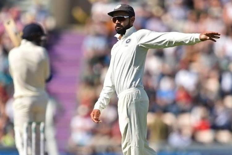 We will not initiate sledging but will retaliate Kohli ahead of Aus tour