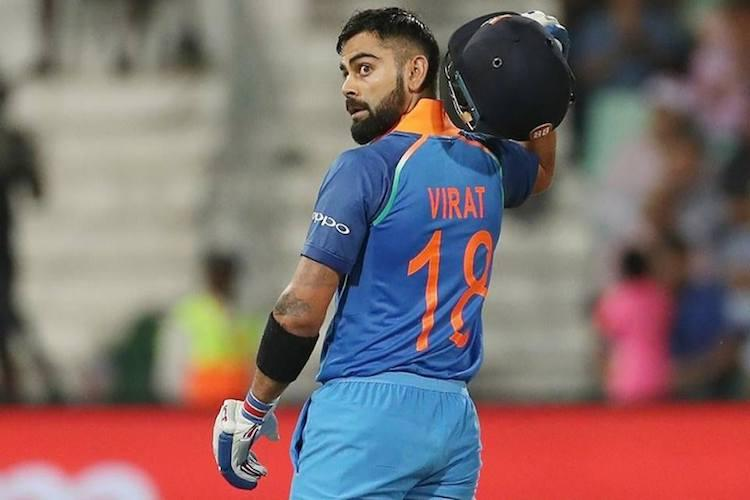 Ahead of England series Kohli expecting team to be good travellers and perform