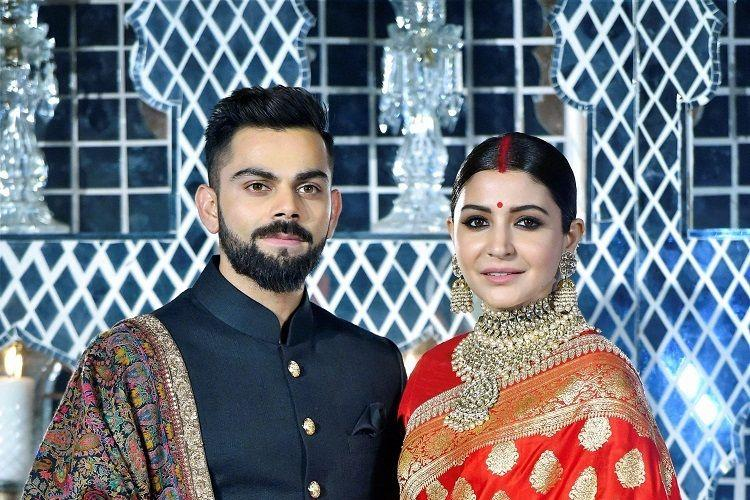 Virat and Anushka get legal notice from man they shamed for littering