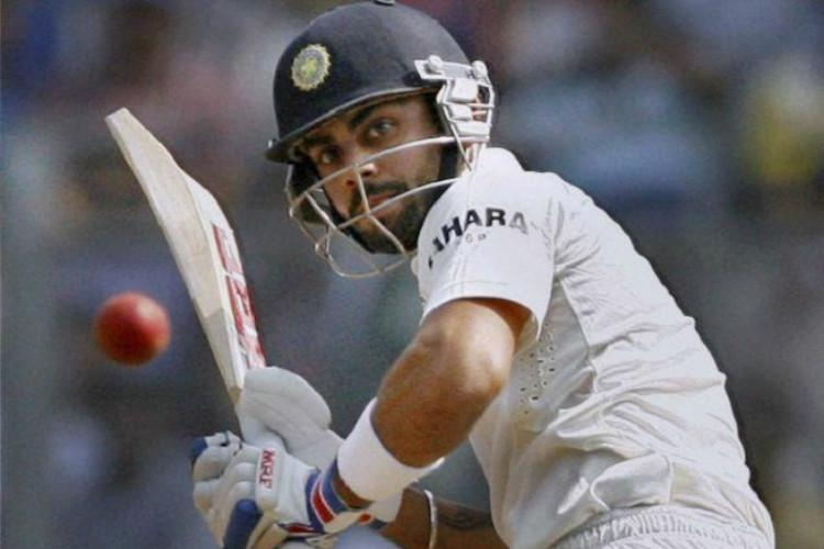 Kohli becomes only 2nd Indian batsman to reach 900 points in ICC Test rankings