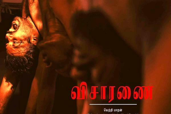 Tamil movie Visaaranai is Indias official entry to Oscars in foreign language category