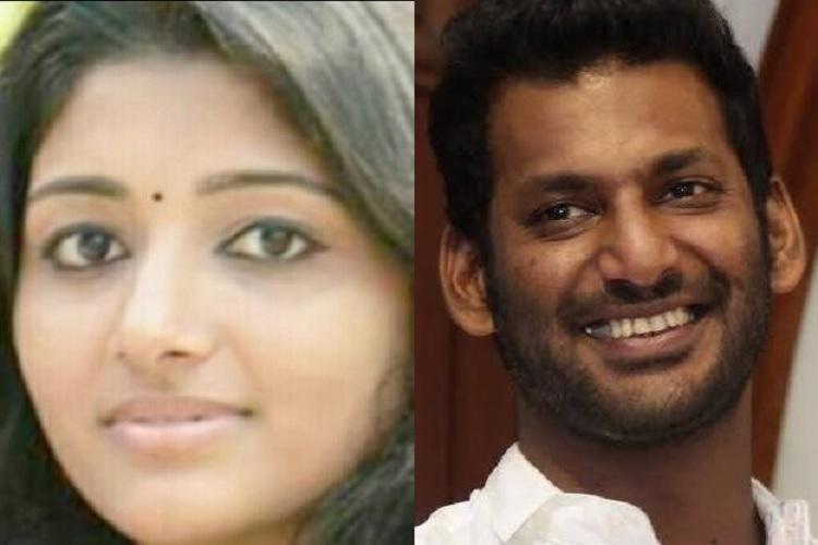 Exclusive - Actor Vishal speaks out on Athithi's suicide