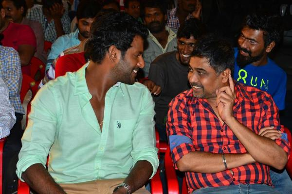 Have Vishal and Linguswamy buried the hatchet