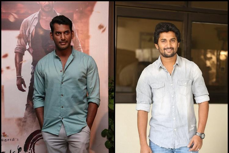Mahi Raghav's next to team up Vishal and Nani | The News Minute