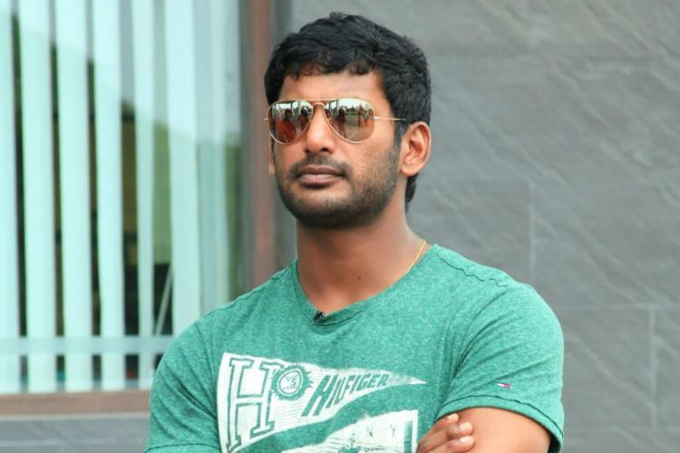 Share reviews 3 days after film's release': Actor Vishal