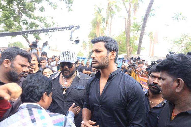 Producers Council revokes Vishals suspension after Madras HC issues ultimatum
