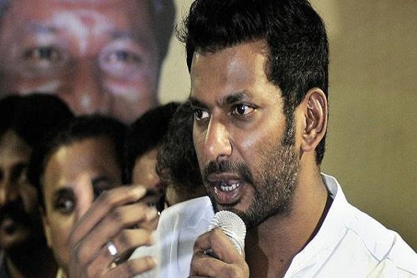 How will the new Nadigar Sangam building look Vishal to reveal on March 20