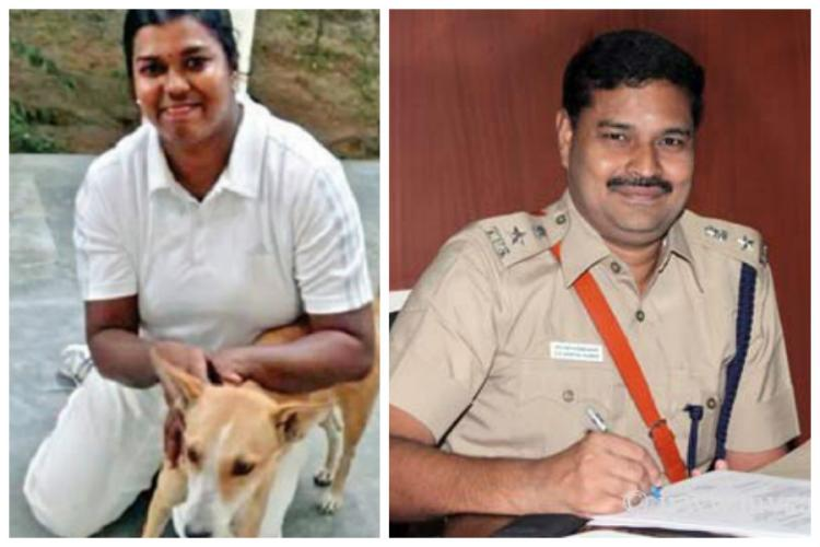 DSP Vishnupriya suicide Friends family point to Namakkal SP want him investigated