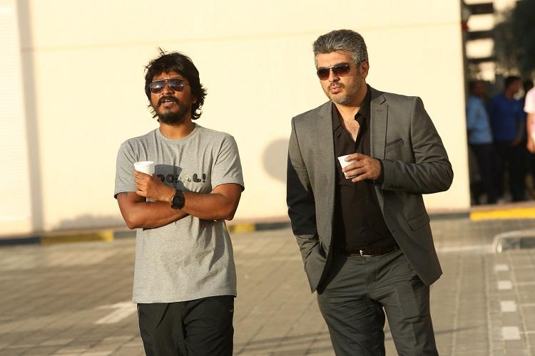 Are Vishnuvardhan and Ajith teaming up for third time