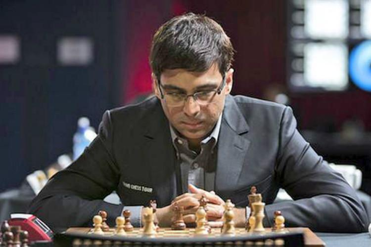 Legendary Anand bounces back in style wins Tata Steel blitz tournament