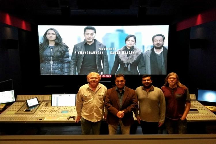 Vishwaroopam 2 to be released in Dolby Atmos advanced sound technology