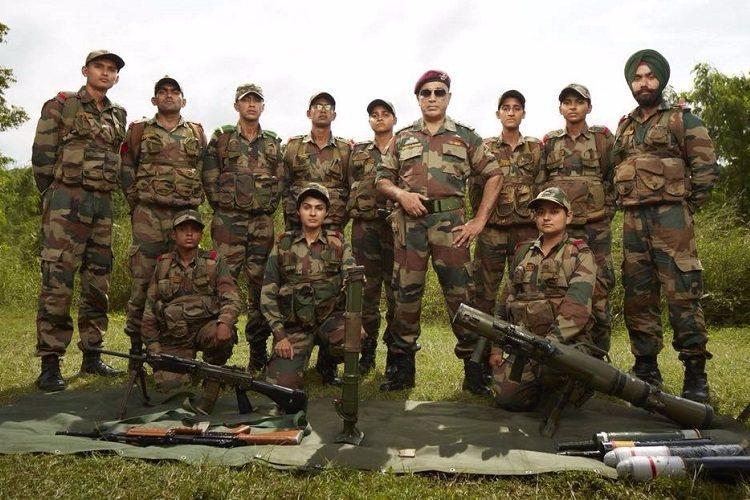 Kamal Haasan resumes shooting for Vishwaroopam 2 praises Officers Training Academy