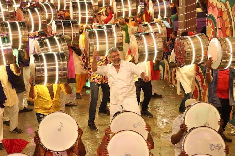 Ajiths Viswasam to release in Russia and Ukraine