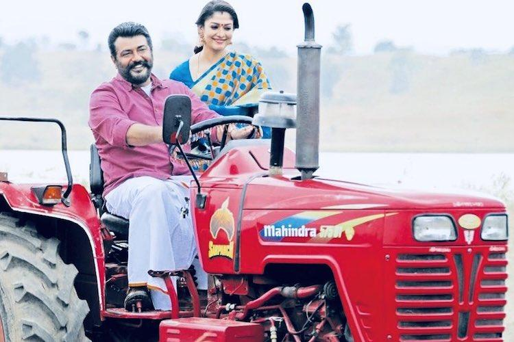 Viswasam satellite rights bagged by Sun TV